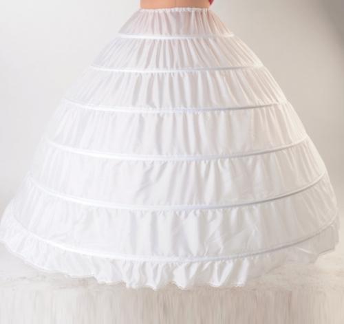 подъюбник для свадебного платья от pollardi.ru